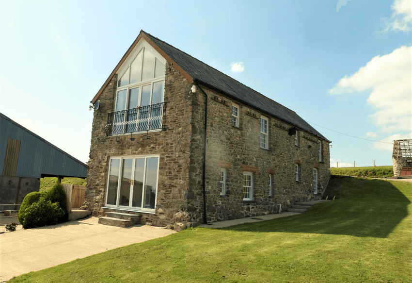 Gelli Aur Care accommodation