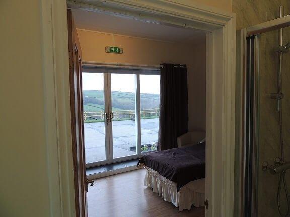 Gelli Aur Bedroom view
