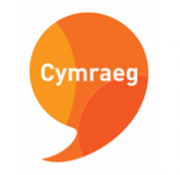 welsh language policy logo